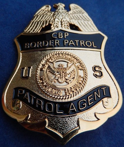 CBP Badge
