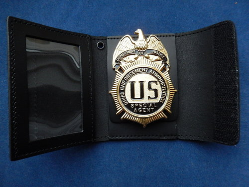 Badge holder  DEA