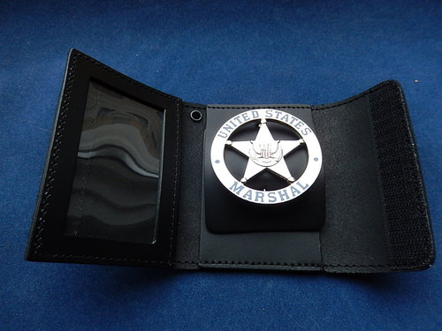 Badge holder  US Marshal