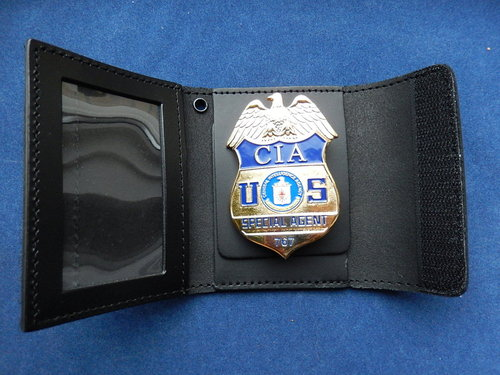 Badge holder  CIA
