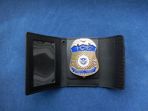 Badge holder ICE